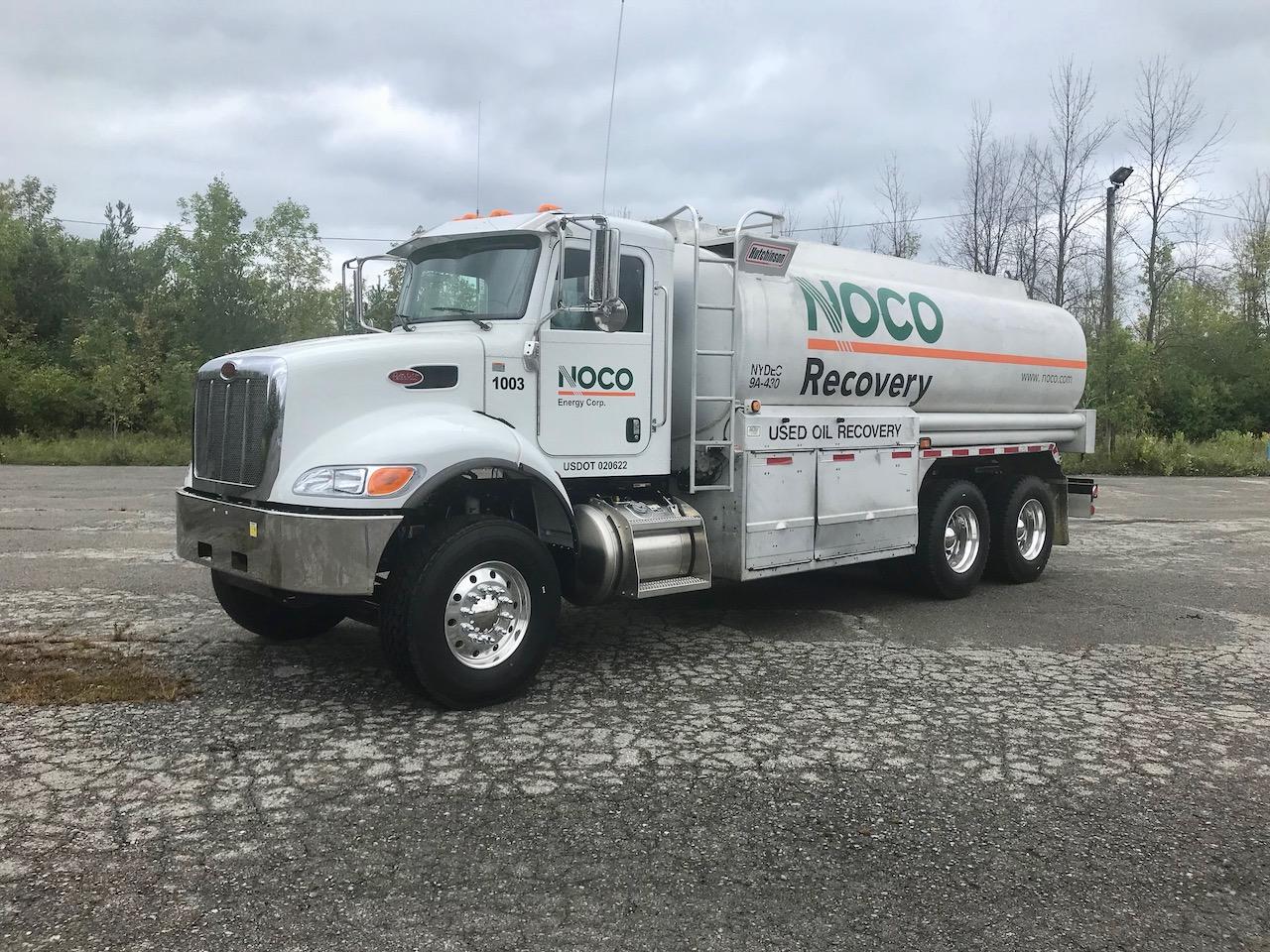Tanker Rechassis - NOCO - 7