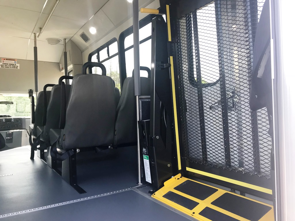 NYS Mental Health - Glaval Bus 2018 - 12