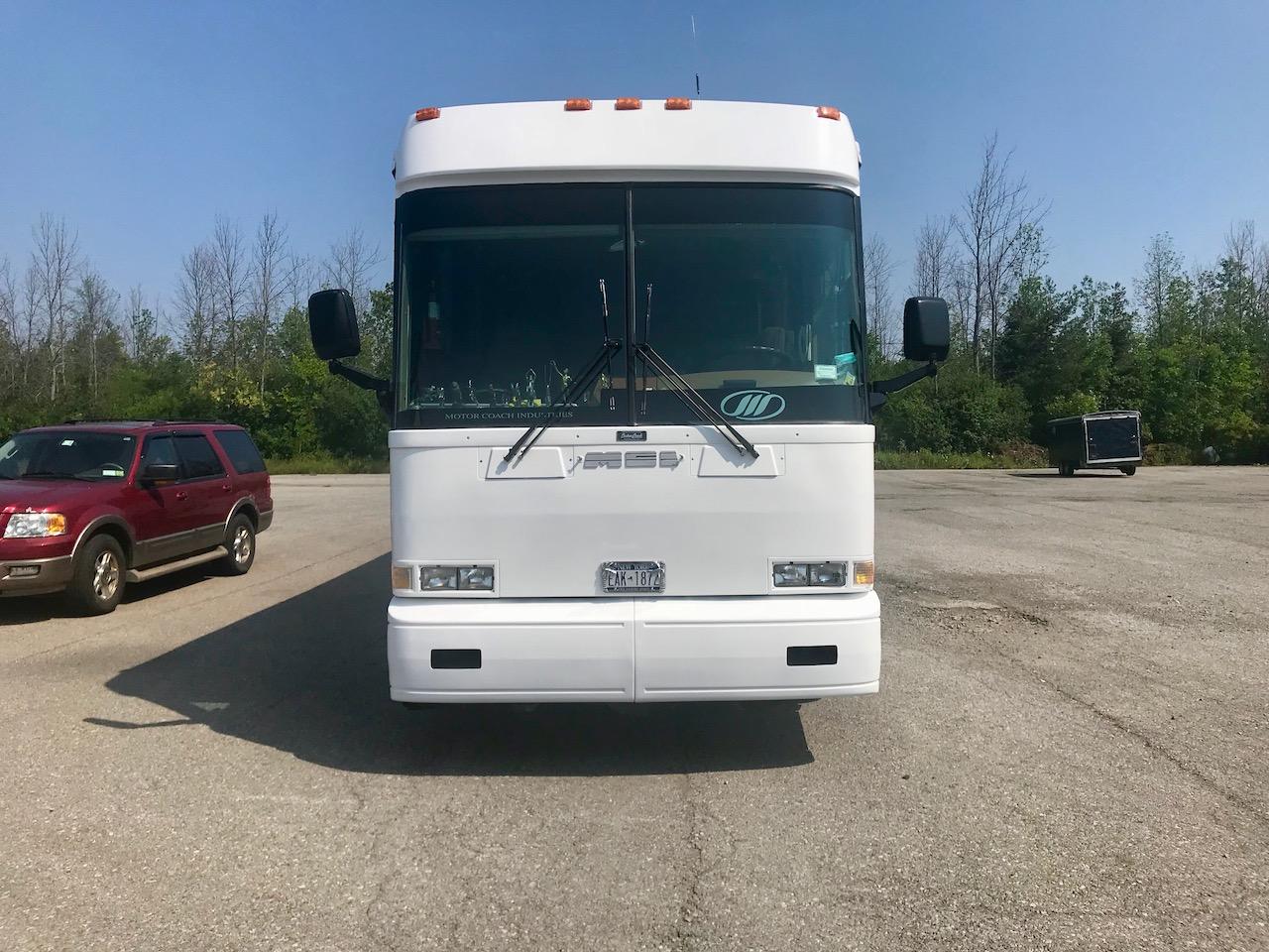 Gorman Refurb - Tour Bus - 3