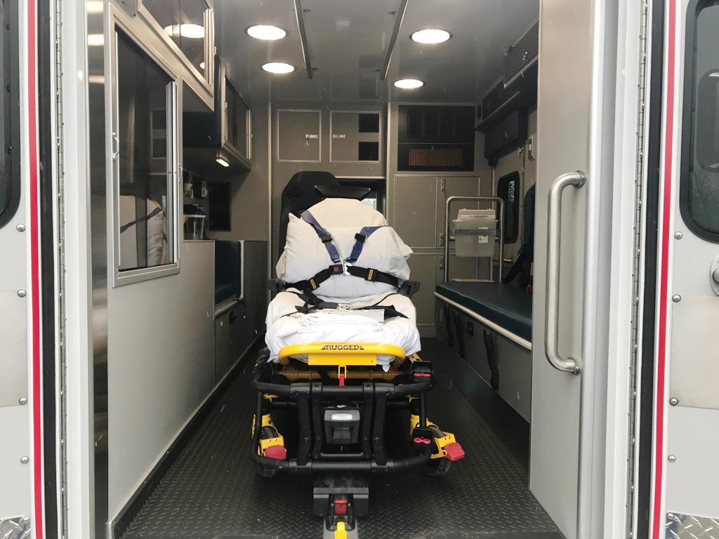 Medix Ambulance to Penn Yan - 12