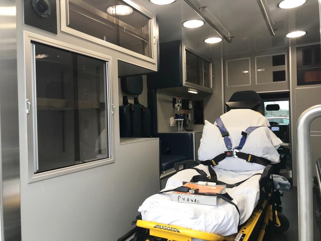 Medix Ambulance to Penn Yan - 13