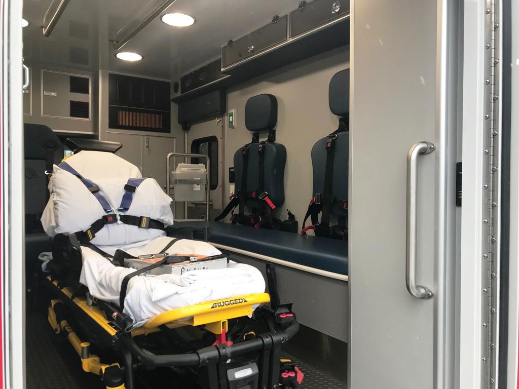 Medix Ambulance to Penn Yan - 14