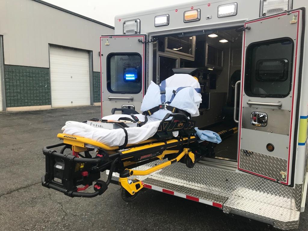 Medix Ambulance to Penn Yan - 15