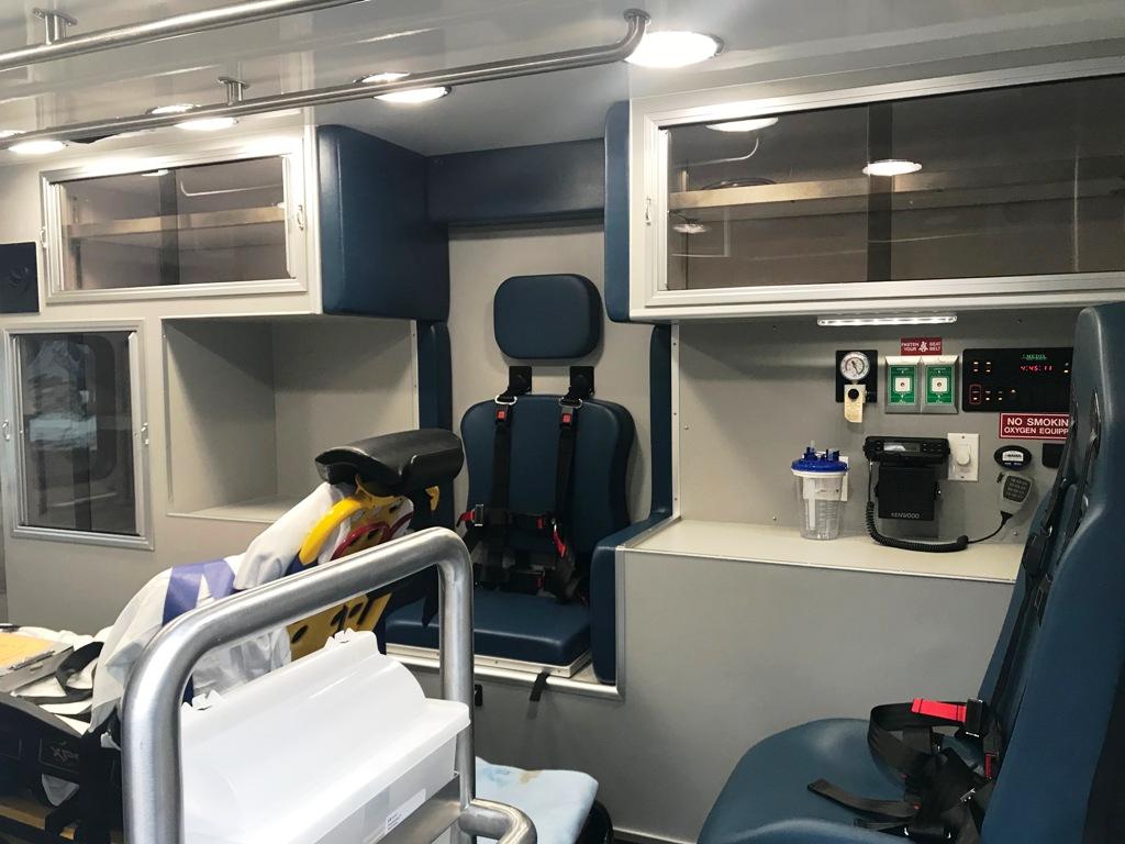 Medix Ambulance to Penn Yan - 17
