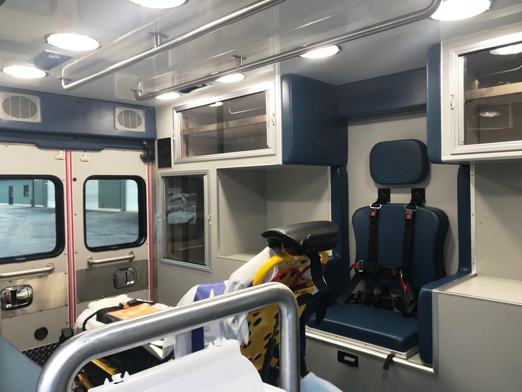 Medix Ambulance to Penn Yan - 18