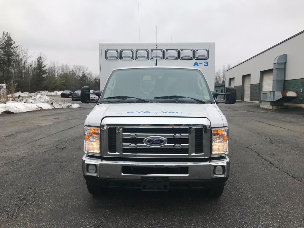 Medix Ambulance to Penn Yan - 3