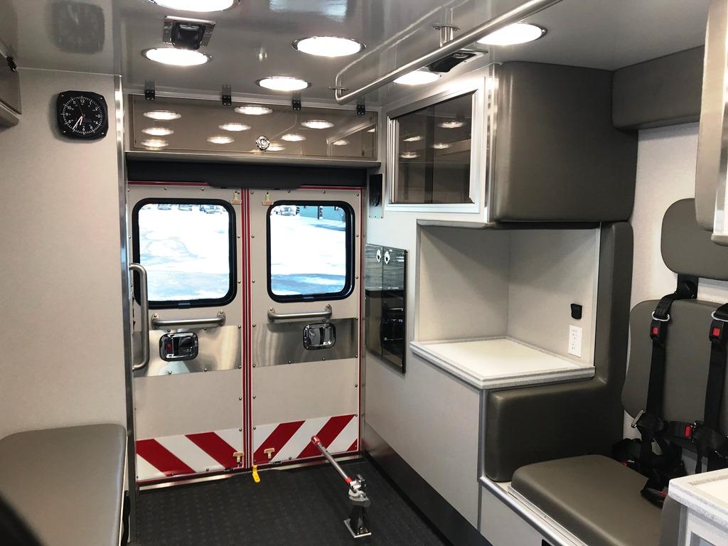 Medix Ambulance to Wendelville - 10