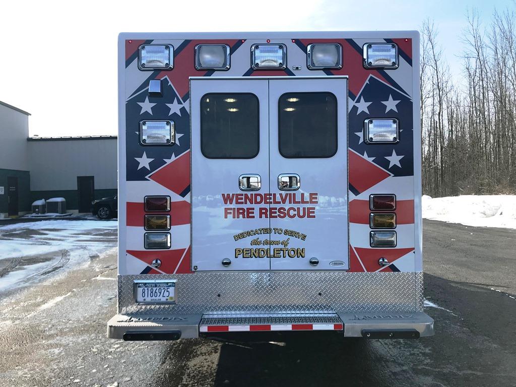 Medix Ambulance to Wendelville - 17