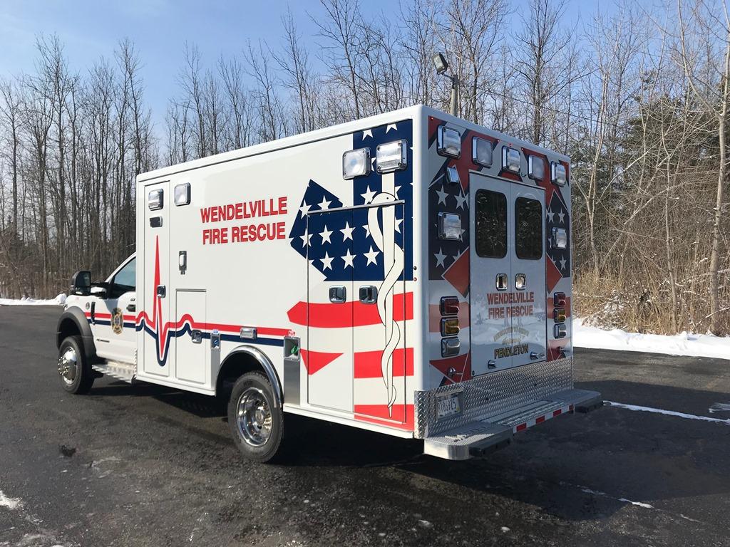 Medix Ambulance to Wendelville - 18