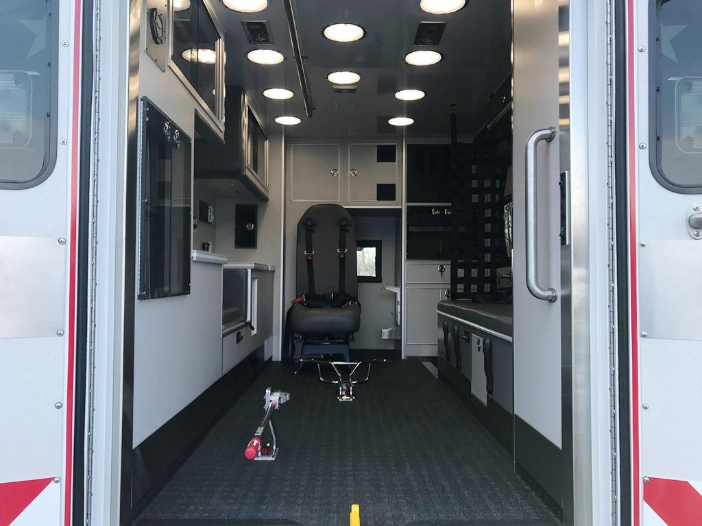 Medix Ambulance to Wendelville - 4