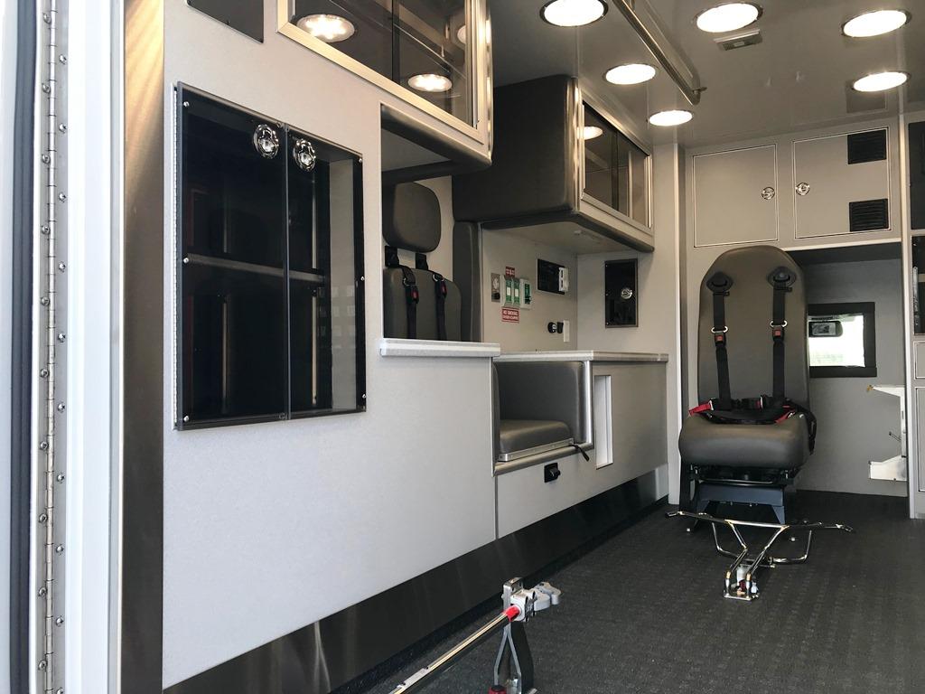 Medix Ambulance to Wendelville - 5