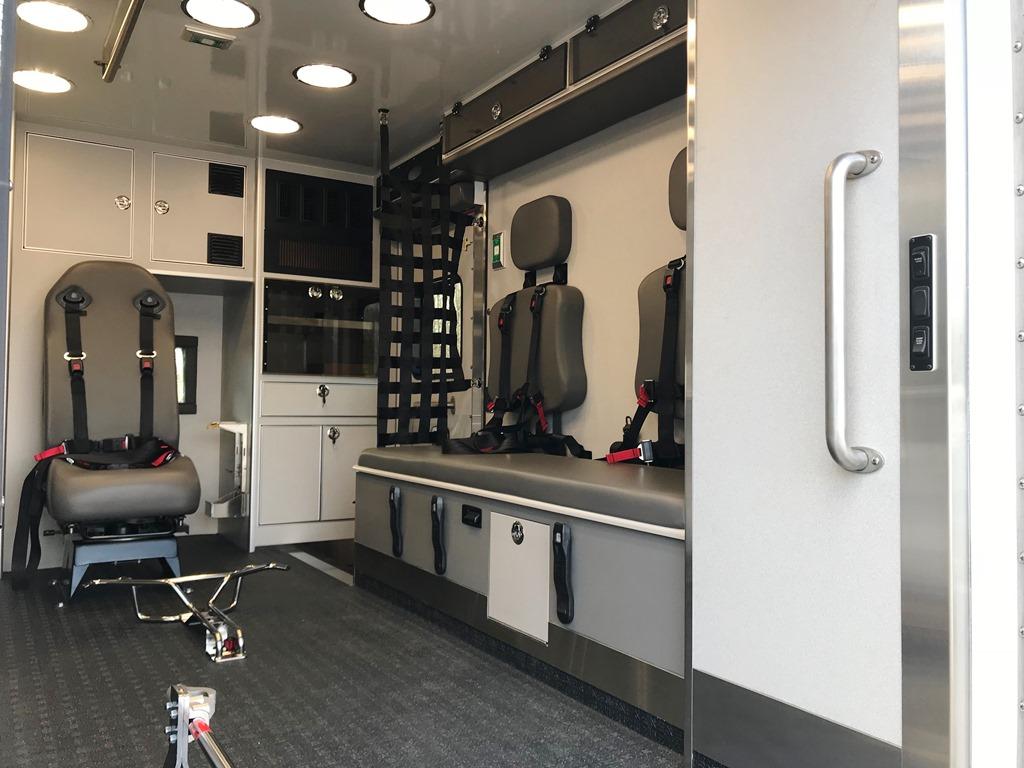 Medix Ambulance to Wendelville - 6