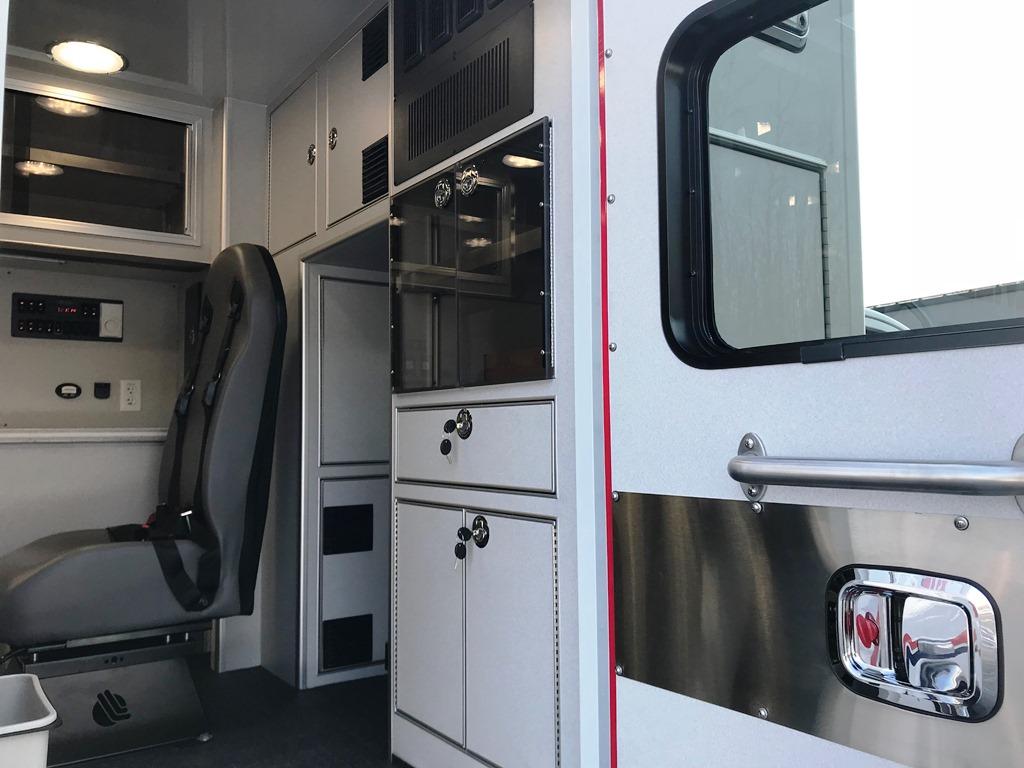 Medix Ambulance to Wendelville - 7