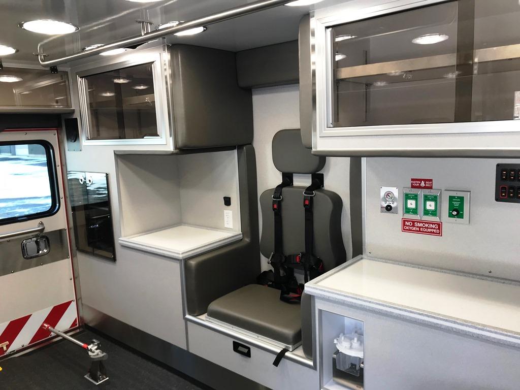 Medix Ambulance to Wendelville - 9