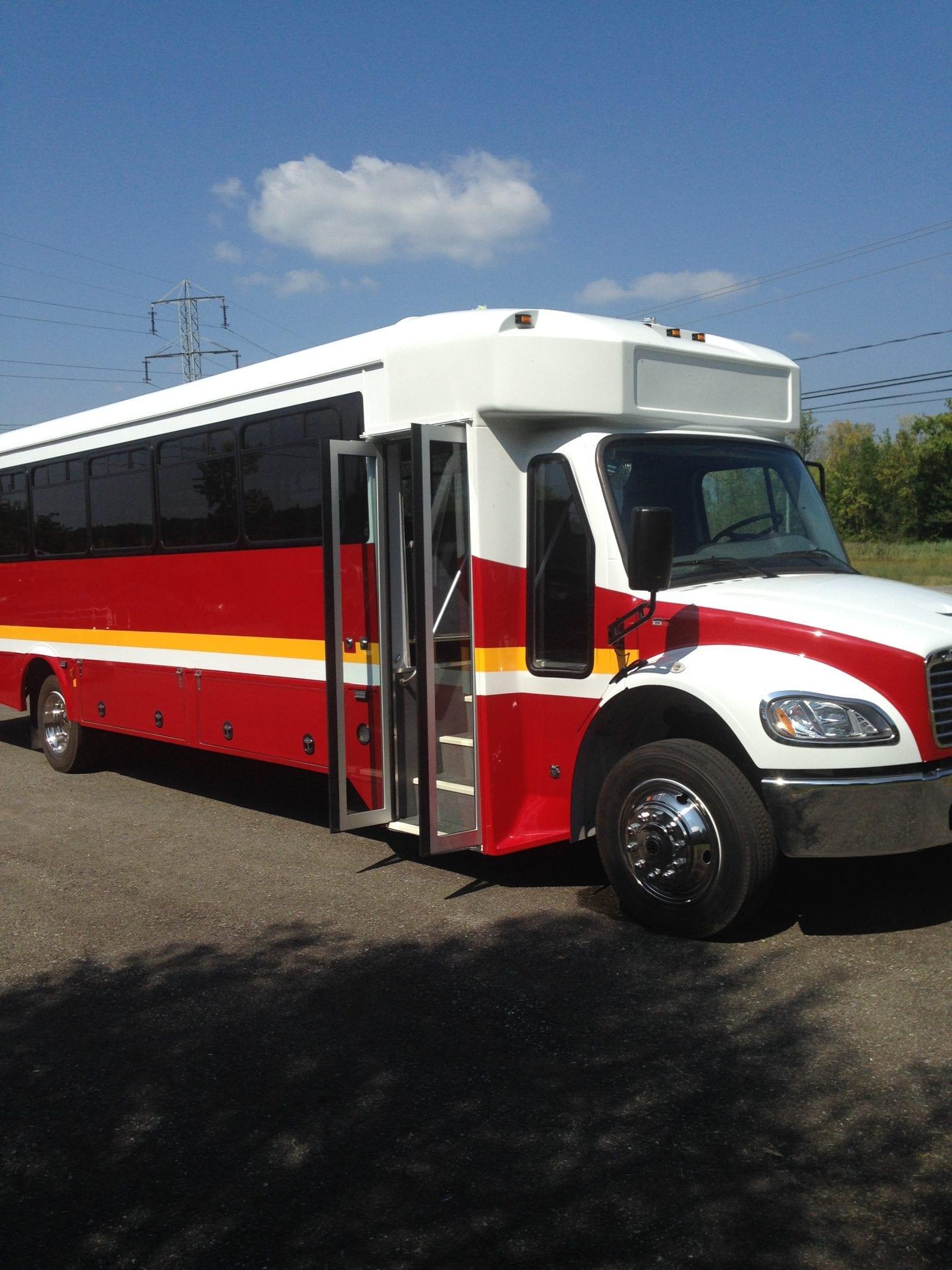 Fireman's Activity Bus A