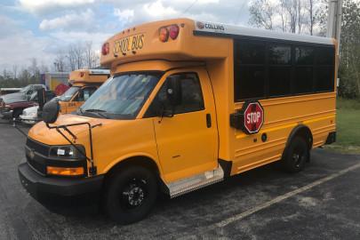Used & In-Stock Buses - Gorman Enterprises