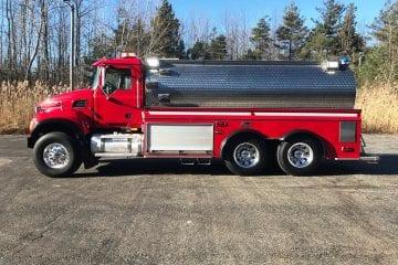 Gainesville Fire Truck Refurb 9