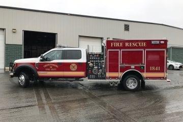 Trumansburg KME Fire Apparatus 1