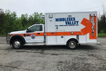 Middlesex Life Line Ambulance 25