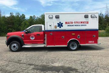 Malta Life Line Ambulance 22