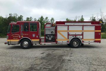 East Concord Fire Truck Refurb 23